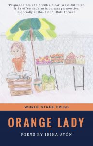 Orange Lady Cover